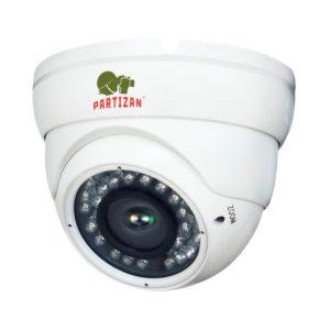 Варифокальная камера 4.0MP AHD CDM-VF37H-IR